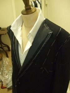 Bespoke Savile Row Suit & Sports Jackets