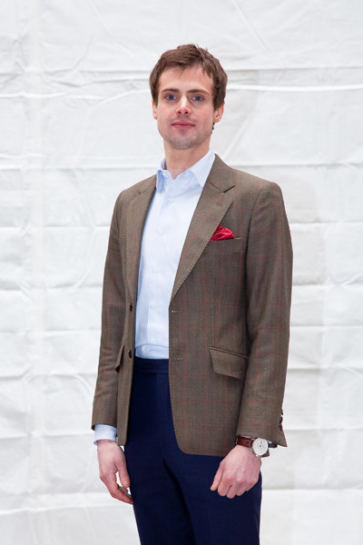 Bespoke Tweed Sports Jacket