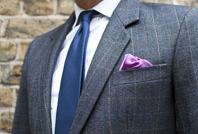 Bespoke Suits from Henry Herbert