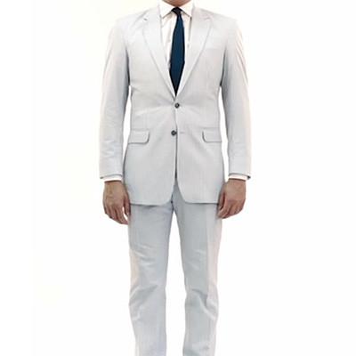 Seersucker Suit by Henry Herbert Tailors