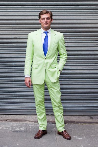 Henry Herbert Sunkiss Summer Suit