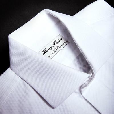 Henry Herbert Bespoke Dinner Shirt