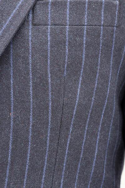 Bespoke Flannel Suit