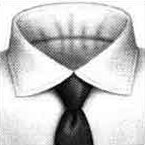 """Curve Collar 2 3/4"""" x 1 3/4"""""""