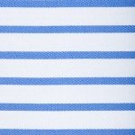 Thin Blue Butcher Stripe