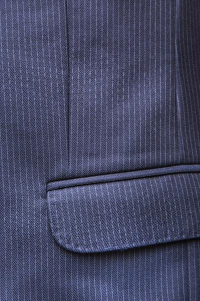 Pocket detail of London Cut Suit