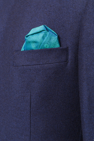 Bespoke Sports Jacket Pocket Square
