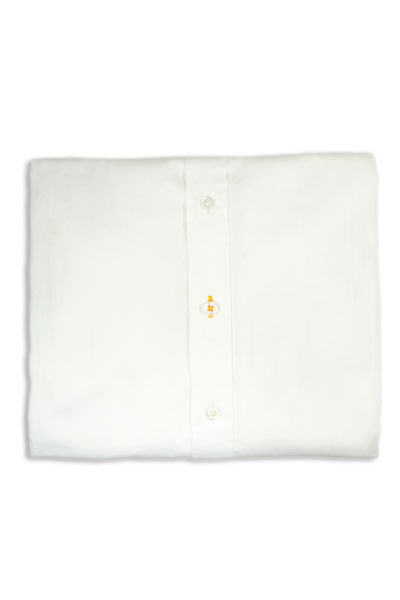 Ready to wear white shirt overview