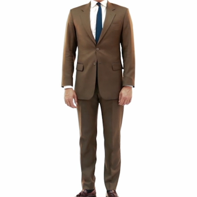 Henry Herbert Brown Suit