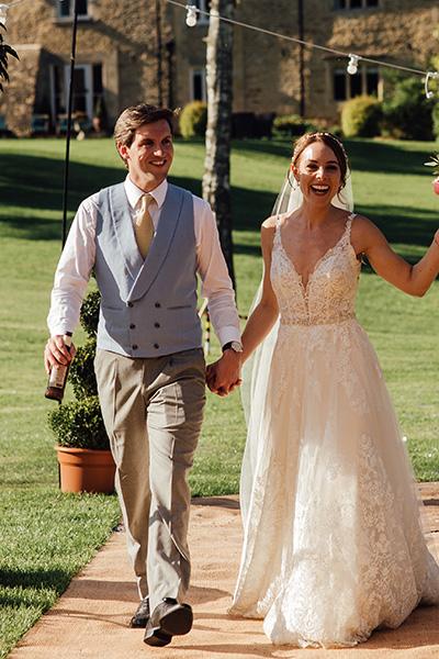 Bespoke Wedding Morning Suit with waistcoat