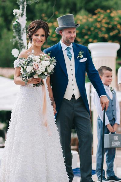 Bespoke Wedding Morning Suit